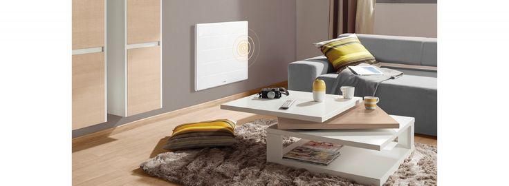 Radiateur électrique chaleur douce à inertie Ovation 2- Thermor