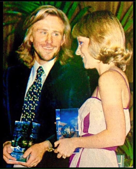 Bjorn Borg & Chris Evert  GET OUR FREE DAILY PICKS BY OUR SPORTS BETTING EXPERTS AT: http://WorldBetInfo.com