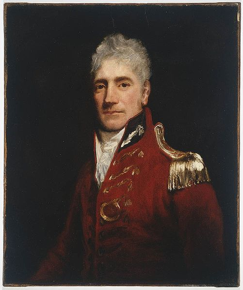 Lachlan Macquarie - Governor of NSW 1810 - 1821