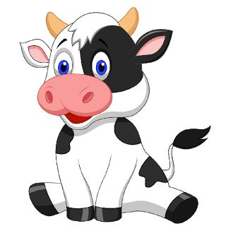 Funny Cows - Farm Animal Images