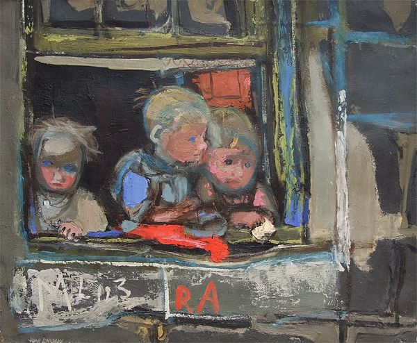 Highlights − Joan Eardley − Exhibitions − What's On − National Galleries of Scotland