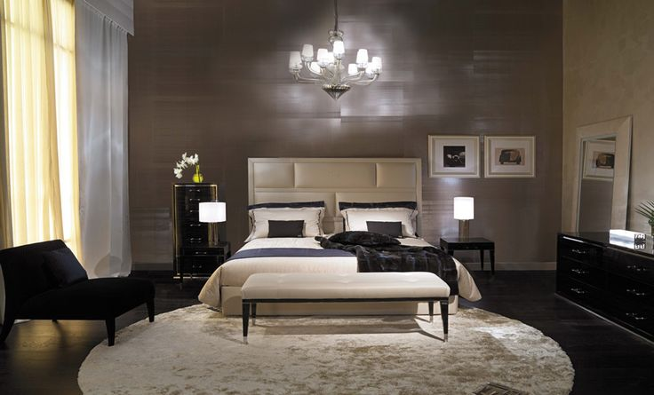 Fendi Casa Bedroom Interior Design Trendy