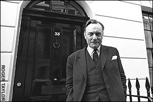 Enoch Powell's 'Rivers of Blood' speech, delivered on 20 Apr 1968. See also http://www.jstor.org/discover/10.2307/41587179?uid=3739448&uid=2129&uid=2&uid=70&uid=3737720&uid=4&sid=21104119160291 commentary by Huxley on Powell in academic journal.