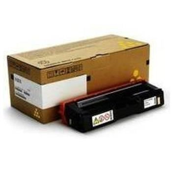 RICOH Toner AIO TYPE SPC252HY – Jaune – 4000 pages – ISO 19798