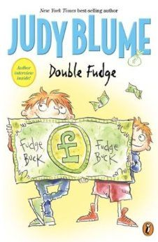 By Judy Blume: Double Fudge
