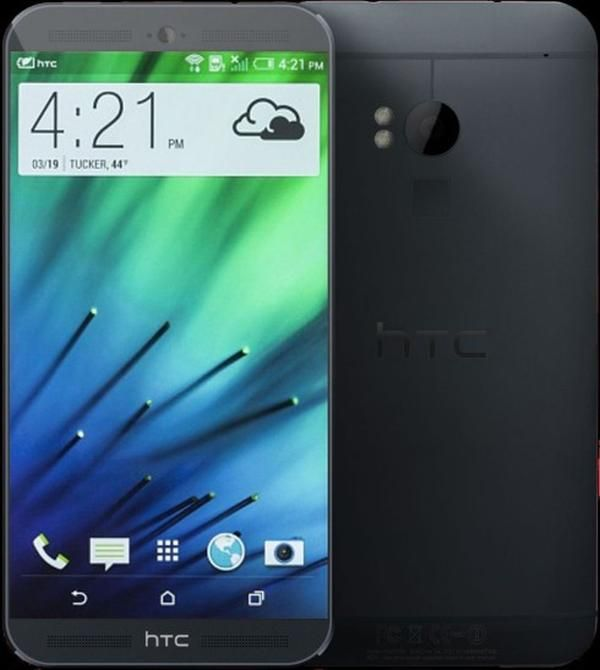 HTC One M9 design sees changes