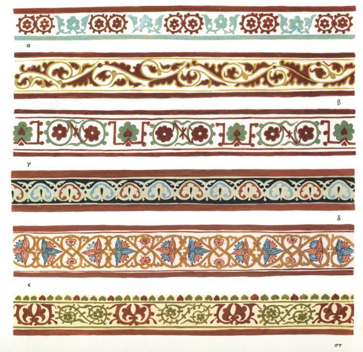 (237) Gallery.ru / Фото #136 - Византийский орнамент - vihrova