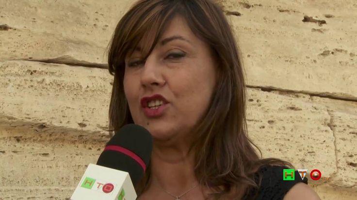 Donne che scrivono di Donne - Intervista a Simona Bertocchi - www.HTO.tv