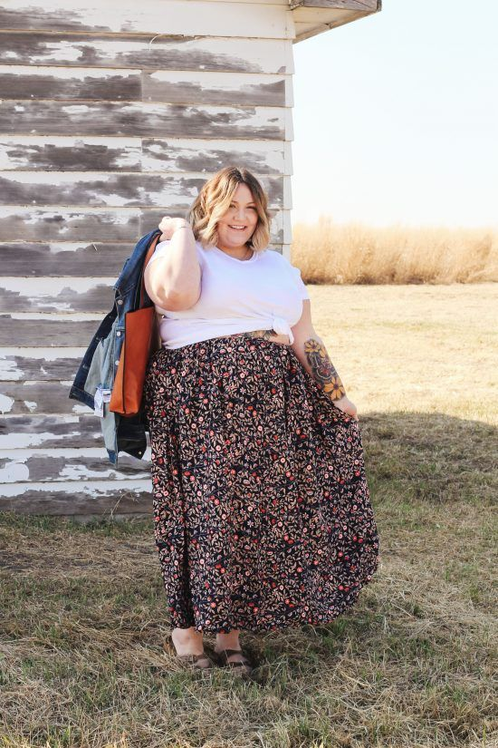 Plus Size On The Prarie - Fat Girl Flow