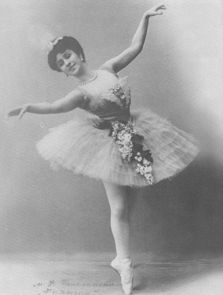 балерина ксешинская матильда феликсовна.