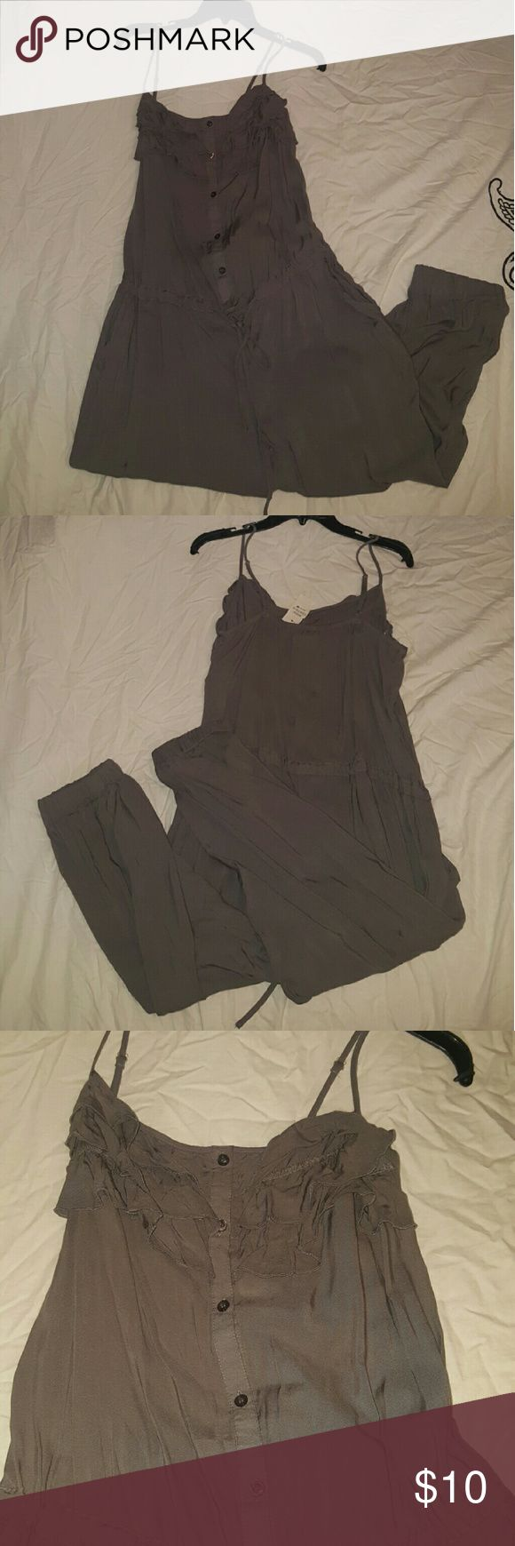 Body central Capri romper NWT never worn or washed Body Central Other