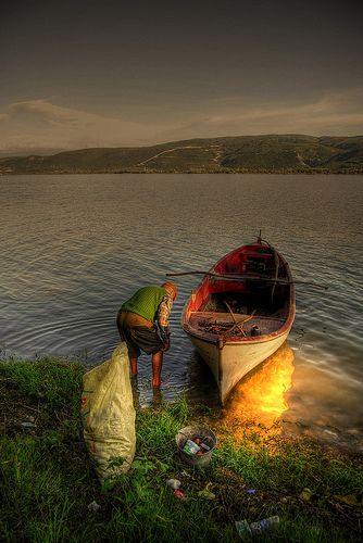 tales about a fisherman (golyazi.bursa,turkey)
