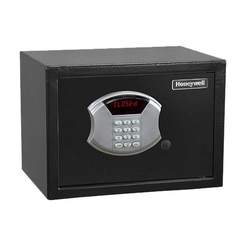Honeywell - 0.6 Cu. Ft. Security Safe with Digital Lock