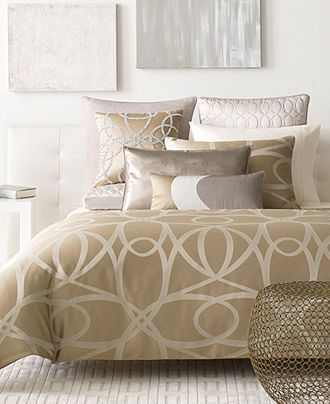 <3 <3  Looks better in person.  Hotel Collection Oriel Bedding Collection - Hotel Collection Bedding - Bed & Bath - Macy's