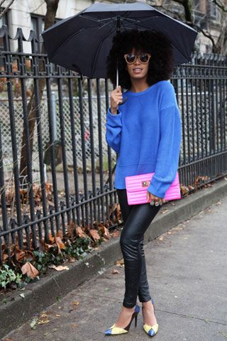 Solange Knowles - February 2012