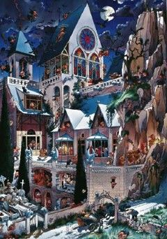 Castle of Horror 2000pc