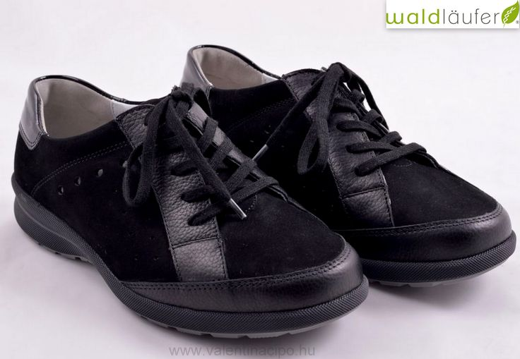 Mai napi Waldlaufer női cipő ajánlatunk, kivehető talpbetéttel :)  http://valentinacipo.hu/waldlaufer/noi/fekete/zart-felcipo/140943139  #waldalufer #waldlaufer_cipő #Valentinacipőboltok