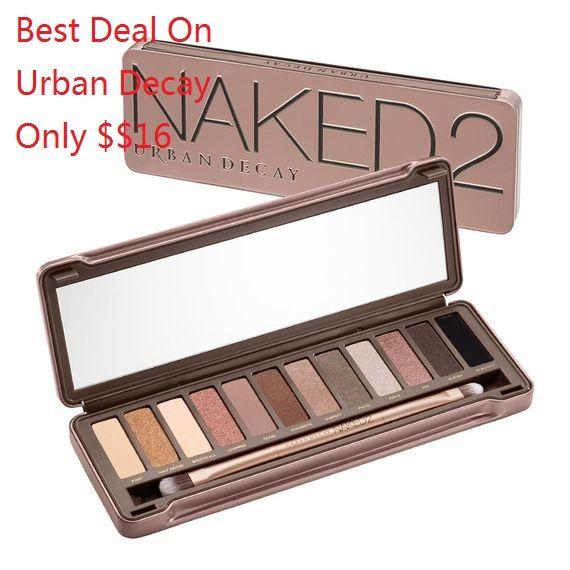 urban Decay Eyeshadows 2 only $16