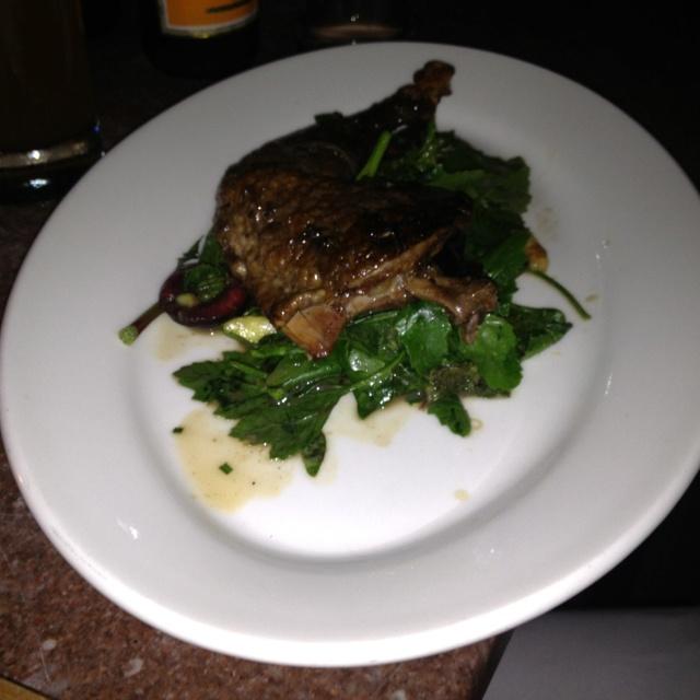 Guinea hen, Diner,Brooklyn,'12