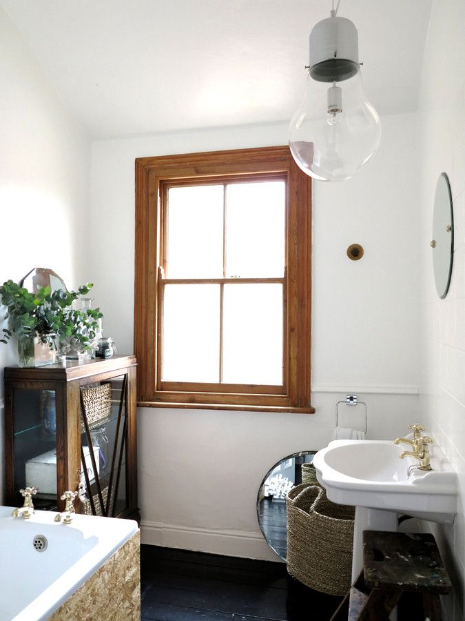 Small Bathrooms: Mirrors