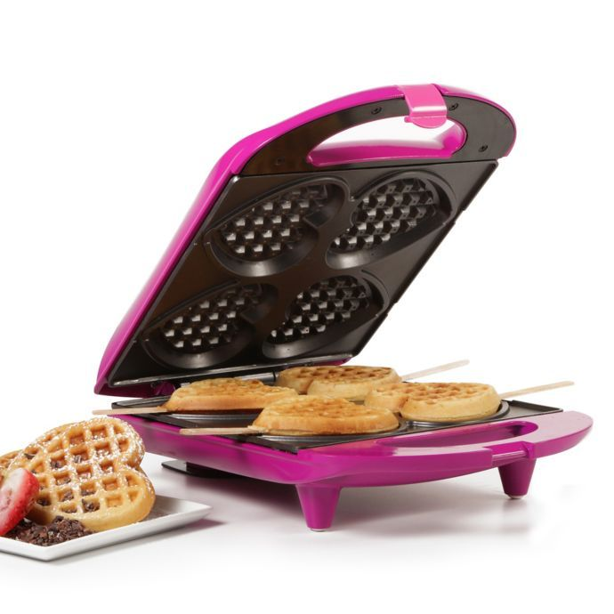 35 View A Larger Version Of This Product Image Heart Shaped Waffle Maker Waffles Waffle Sticks