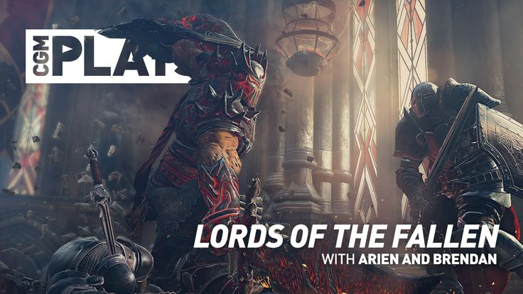 Video of Lords of the Fallen