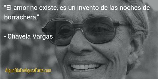 El 17 de abril de 1919 #TalDíaComoHoy nacía en Costa Rica Isabel Vargas Liziano, más conocida como Chavela Vargas.