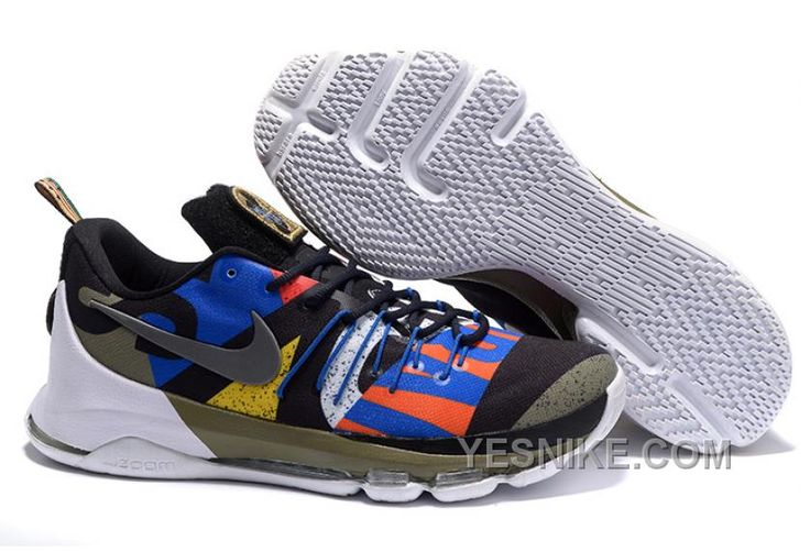 """http://www.yesnike.com/big-discount-66-off-nike-kd-8-allstar-mens-basketball-shoes.html BIG DISCOUNT ! 66% OFF! NIKE KD 8 """"ALL-STAR"""" MENS BASKETBALL SHOES Only $107.00 , Free Shipping!"""