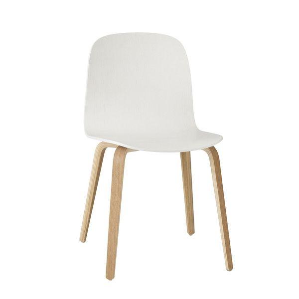 Visu Chair - Wood Base