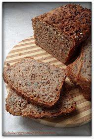 Żaden chleb kupiony w sklepie nie jest w stanie pobić smaku chleba upieczonego w domu.... I choć w tej dziedzinie wciąż raczkuję, to z czyst...