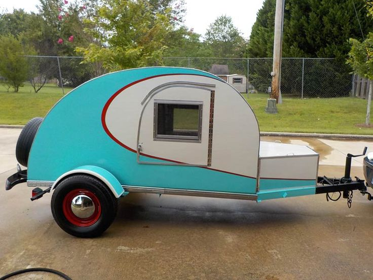 Teardrop Fix-It-Shop | Teardrop Trailer Photo Gallery