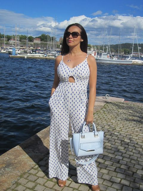 The perfect jumpsuit. #fashion #style #outfits #overall #look # jumpsuit