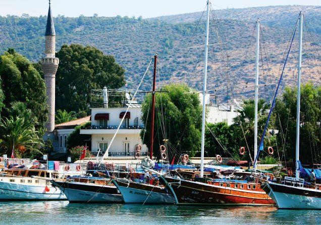 Turkey Marina #Finnmatkat