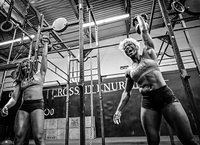 What does #InternationalWomensDay mean to you? - To us its so much more than empowerment. Its the right to live the way you choose to fulfill the life you always dreamed. The real gift is found by empowering others. Together were stronger // #ElivateEachOther -  Cynthia Uba @amaka_mma and Quiana Chuckie Welch @chuckiewelch