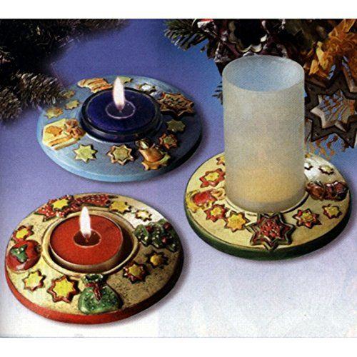 332 besten weihnachten bilder auf pinterest weihnachten - Kerzenhalter fa r weihnachtsbaum ...