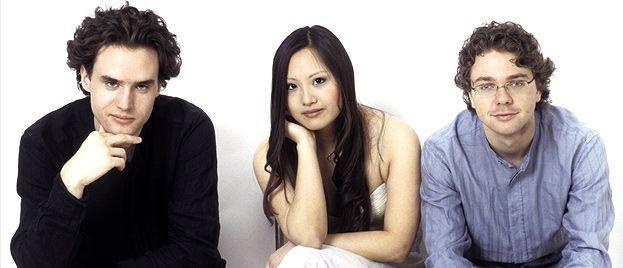 Concert del Sitkovetsky Piano Trio, a L'Auditori (Barcelona). 19 de maig 2015