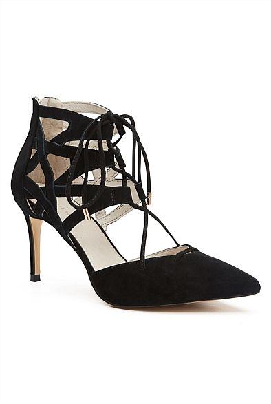 Lara Strappy Heel #witcherystyle