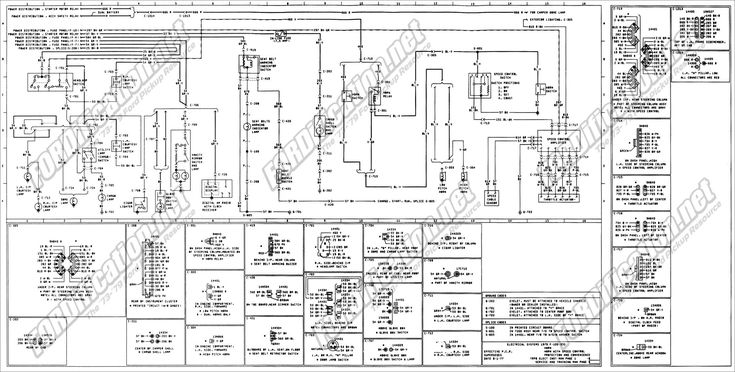 1974 Ford F100 Engine Wiring Diagram and Ford F Ignition