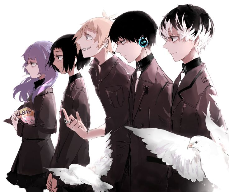 The Doves Are Here ~ Artist ~ 吉たろ ✿ Permission to post artwork granted by artist ✿
