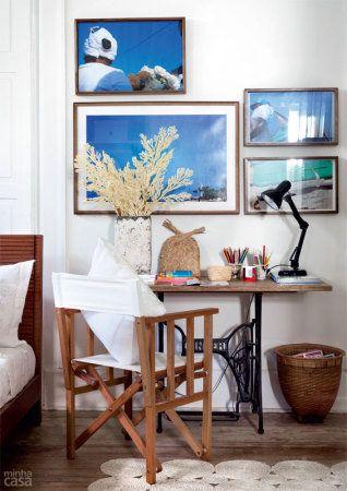 Oito dicas para aproveitar espaços pequenos. Fotos publicadas na revista MINHA CASA.