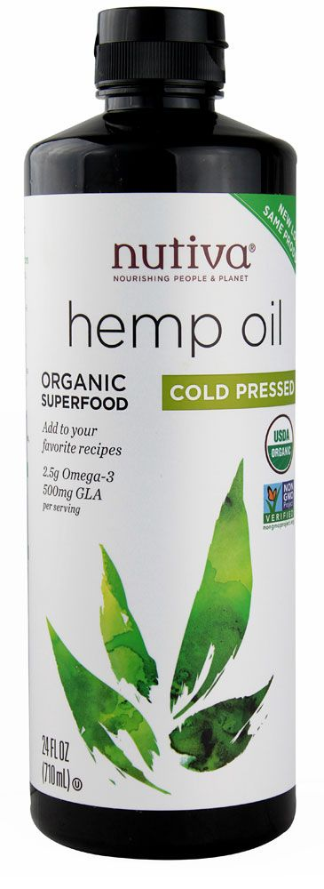 Best oil for skin care and acne.  Organic Hemp Oil has a comedogenic rating of 0, so will NOT clog your pores.  It is green in color so great at hiding any redness in your skin.  It is 57% linoleic acid. When our sebum is deficient in linoleic acid it become very hard and dry and easily gets stuck in the skin causing comedonal acne. By adding linoleic acid to our skin (and to our diet) then we are creating softer and smoother sebum that will more easily come out.