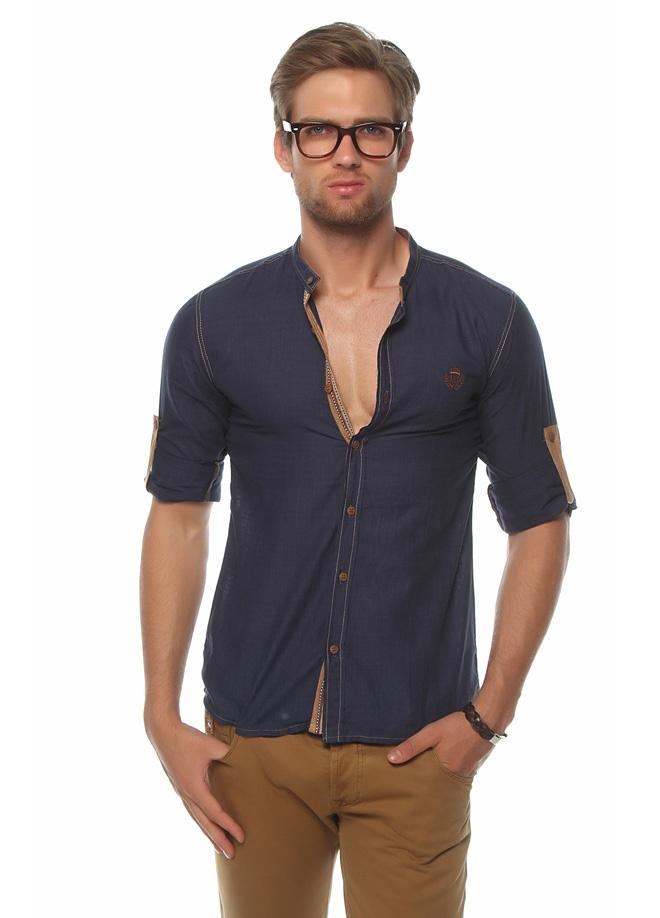 beCool Men Keten gömlek Markafonide 59,90 TL yerine 29,99 TL! Satın almak için: http://www.markafoni.com/product/3837664/