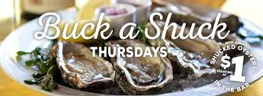 Image result for BUCK A SHUCK