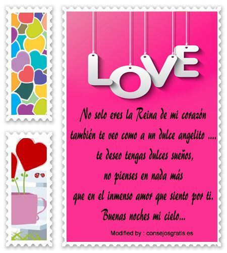 mensajes de texto de buenas noches para mi amor,palabras de buenas noches para mi amor : http://www.consejosgratis.es/mensajes-de-buenas-noches/