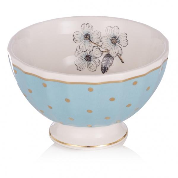 Miss Etoile Medium Polka Dot Bowl