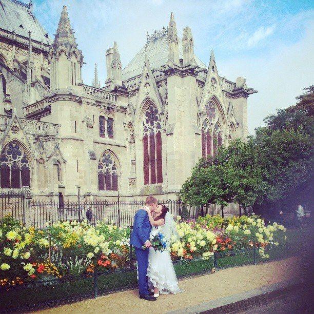 wedding /beautiful scene