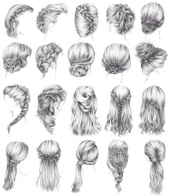 Another 15 Bridal Hairstyles & Wedding Updos | Medieval Hair ...
