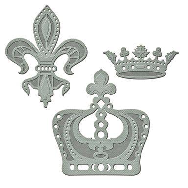 Spellbinders+A+Gilded+Life+Die+-+Family+Jewels