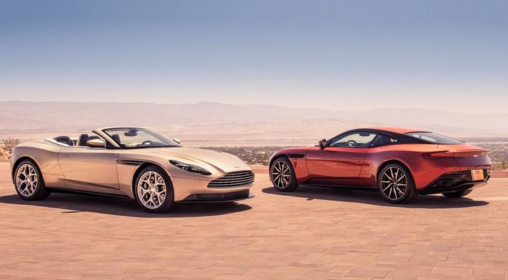 2019 Aston Martin DB11 Volante Specs Price Pictures