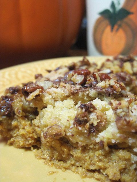 Kudos Kitchen By Renee: Pumpkin Crisp